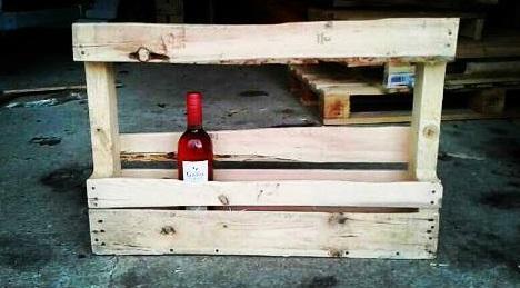 If I Give Her A Big Rack Will She Wine
