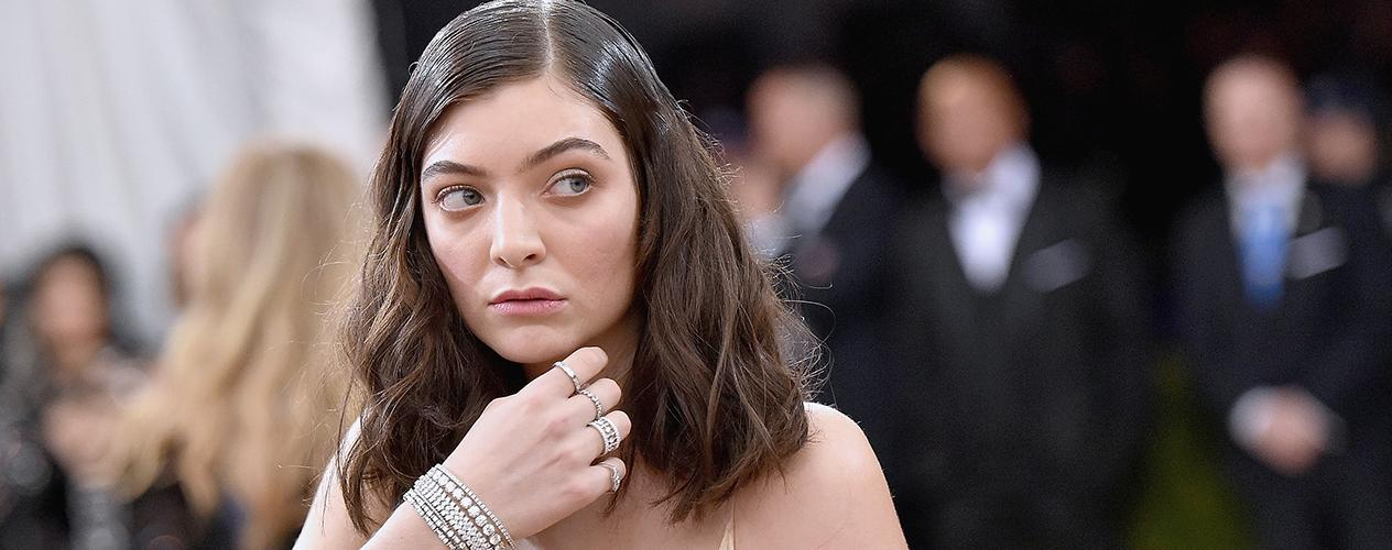 Here's The Reported Release Date For Lorde's New Single
