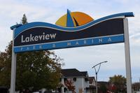 AM800-News-Town-Of-Lakeshore-Lakeview-Park-Welcome-Sign-Nov2016