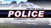 Logo for Smiths Falls Police.