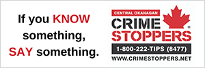 Central Okanagan Crimestoppers