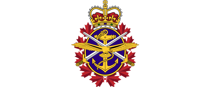 The insignia of the Canadian Armed Forces