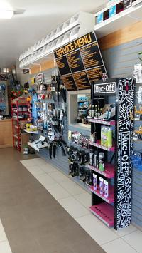 Accessories for all Your Sporting Needs  Pictou County Cycle offers complete bicycle maintenance and repair service.