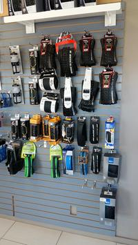 Helpful Gear  Get your bicycle accessories and repair kits!