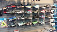Running Shoes and Sneakers Here's a brand new product to Pictou County Cycle - Asics running shoes.