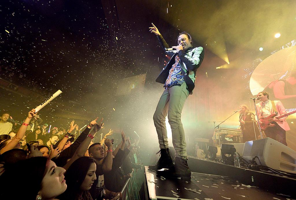 Arcade Fire's 'The Reflektor Tapes' And 'Live At Earls Court' Set To