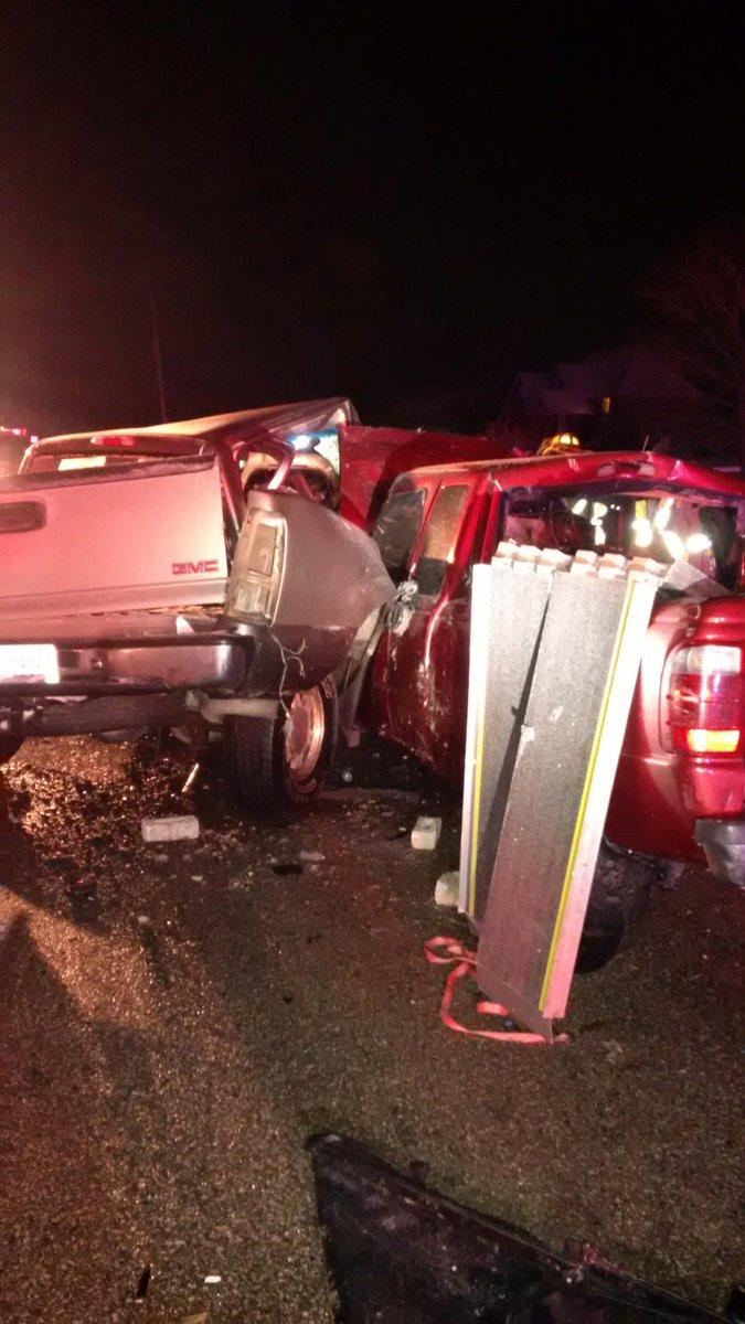 Serious Crash On Howard Avenue