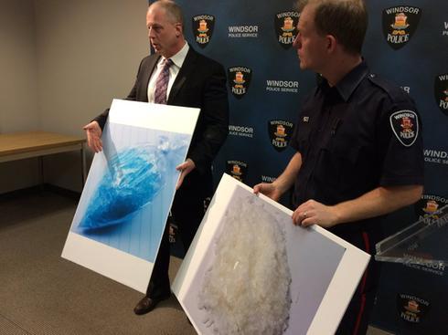 Windsor Police Arrest 15 People In Biggest Methamphetamine ...