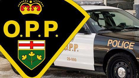 Two Vehicle Crash Closes Highway 41 Near Dacre - Highway 41