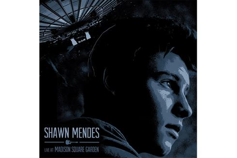 Shawn mendes releasing live album before christmas for Shawn mendes live at madison square garden