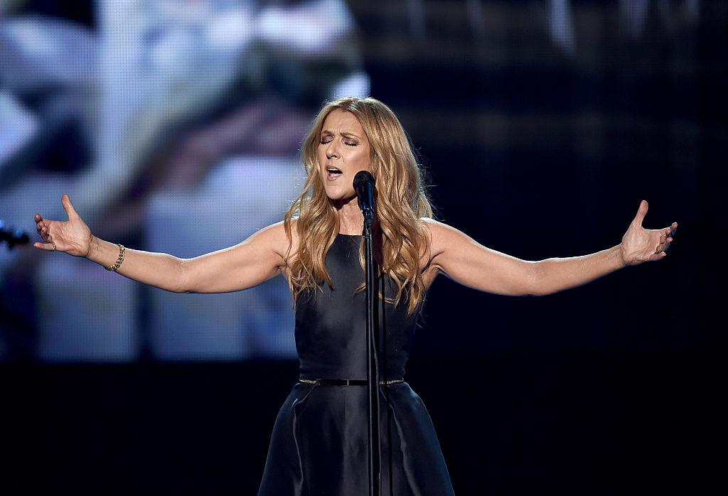 Celine Dion Treats Us To Special Video Message For Christmas