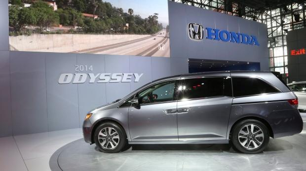 parts for honda odyssey recall won 39 t be ready until spring. Black Bedroom Furniture Sets. Home Design Ideas