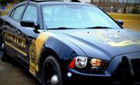 Timmins police car