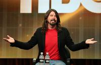 Musician/writer/director Dave Grohl speaks onstage at the 'Foo Fighters: Sonic Highways' panel during the HBO portion of the 2014 Summer Television Critics Association at The Beverly Hilton Hotel on July 10, 2014 in Beverly Hills, California.