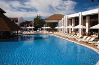 The pool at the BlueBay Villas Doradas, Puerto Plata, Domincan Republic