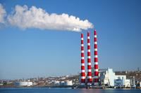 A coal power plant is seen in this AM800 stock photo.