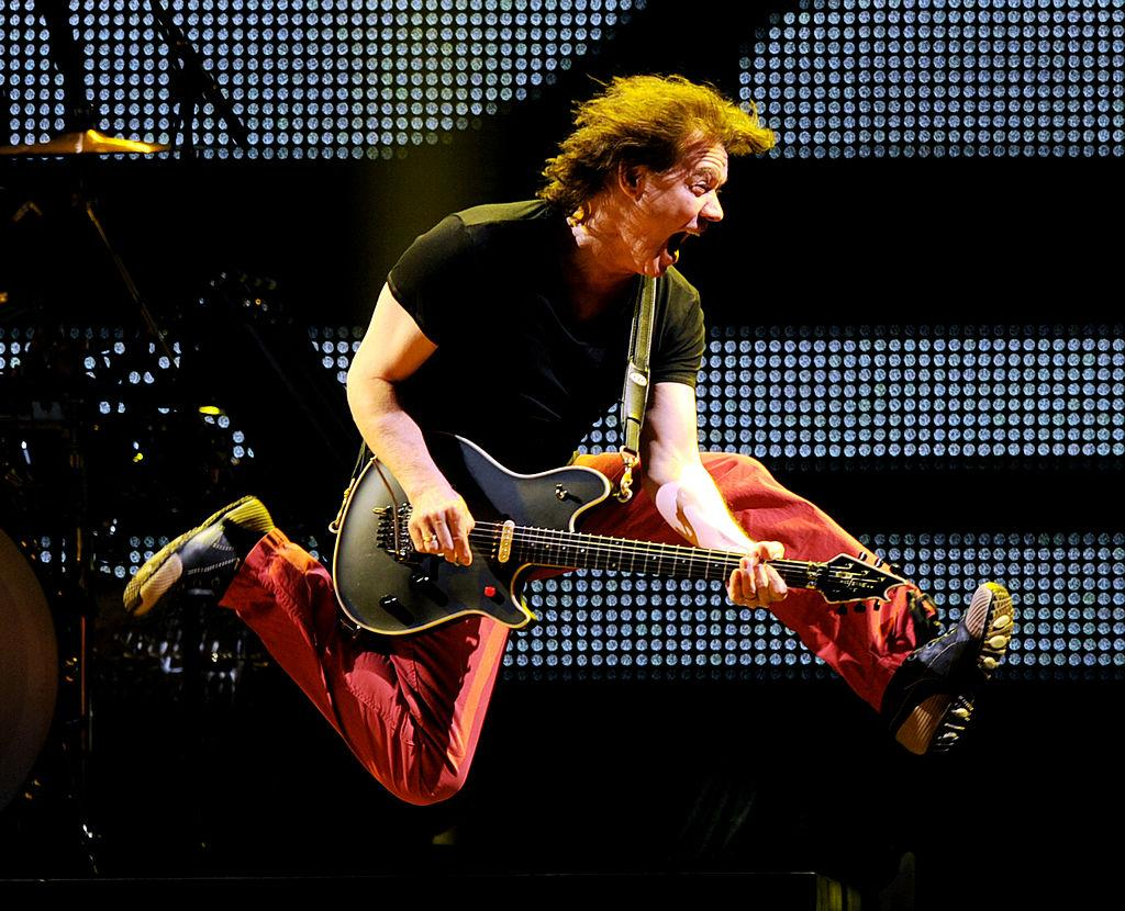 25 Things You Might Not Know About Birthday Boy Eddie Van Halen
