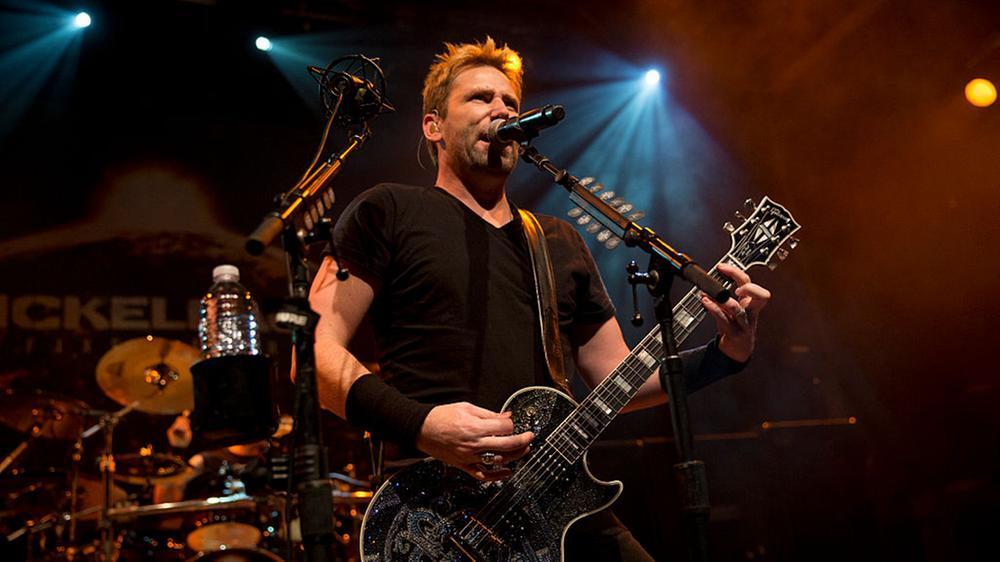 Nickelback Tour Announcement