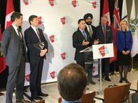 Launch of Toronto Global