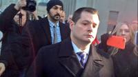 James Forcillo leaves court