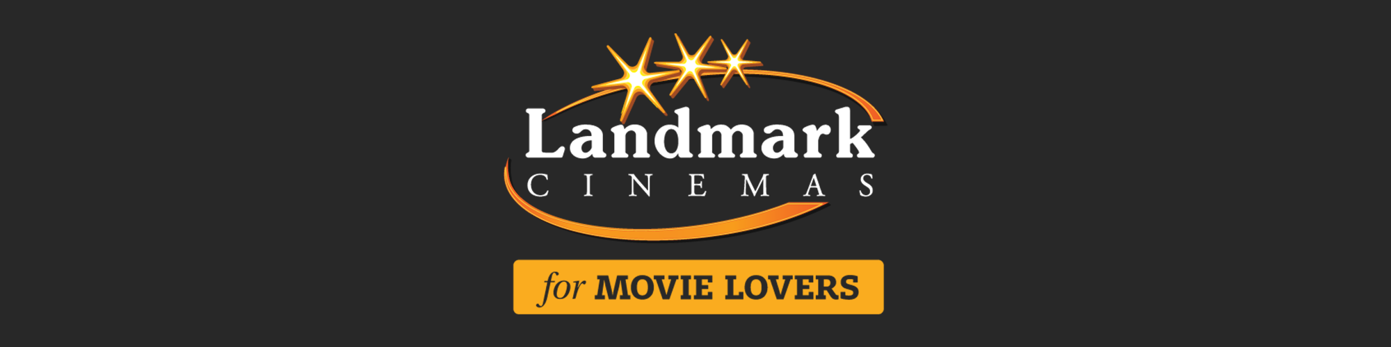 Landmark Cinemas contest banner