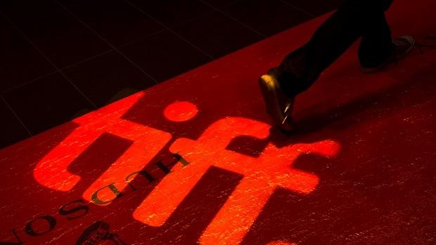 Women's rally at Toronto film festival highlights movie industry