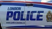 London Police are investigating two robberies within minutes of each other in downtown London on Friday, March 3, 2017.