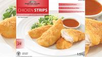 Hampton House chicken strips recalled by CFIA