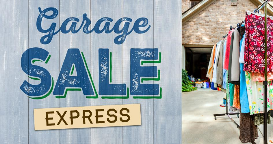 Garage Sale Express - CJFW