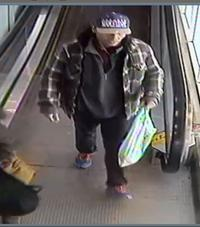 Suspect in alleged sexual assault at a Loblaws.