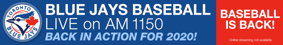 AM 1150 - Blue Jays Banner Sports Page
