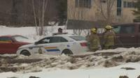 One person is dead after a fire at a garage in South Rawdon, N.S.