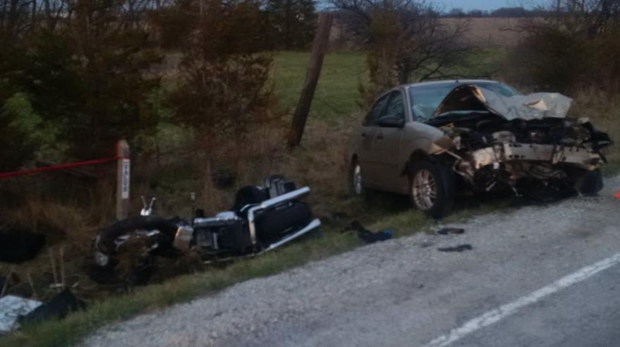 Kingsville Car Crash