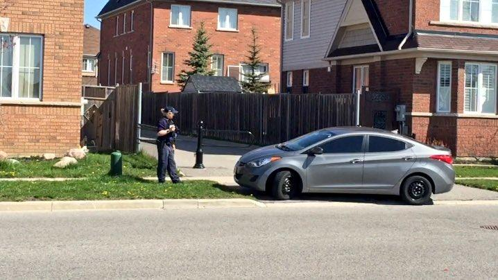 WATCH: Girl, 10 with life-threatening injuries after being
