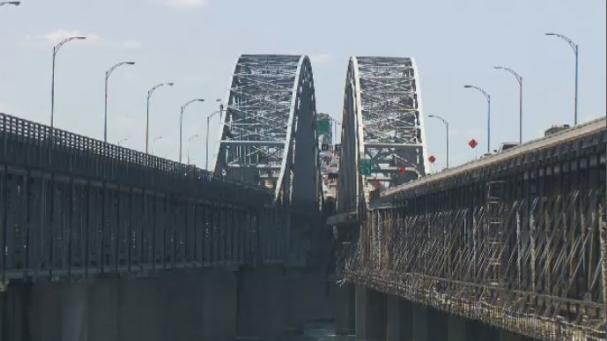 Aucune Entrave Sur Le Pont Mercier En Fin De Semaine