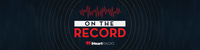 On the Record header with iHeart