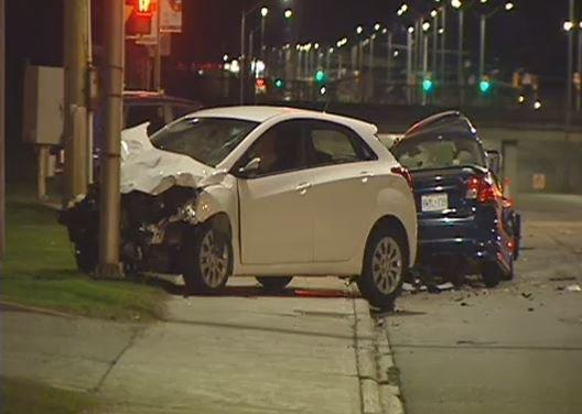 UPDATE - Police now say Woodroffe fatal accident was a hit