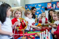 Maternelle - IStock CR DGLimages