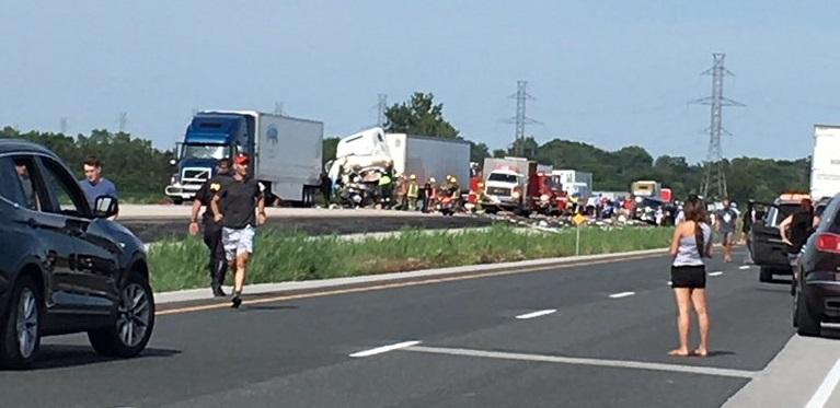 Fatal Accident On Hwy 29