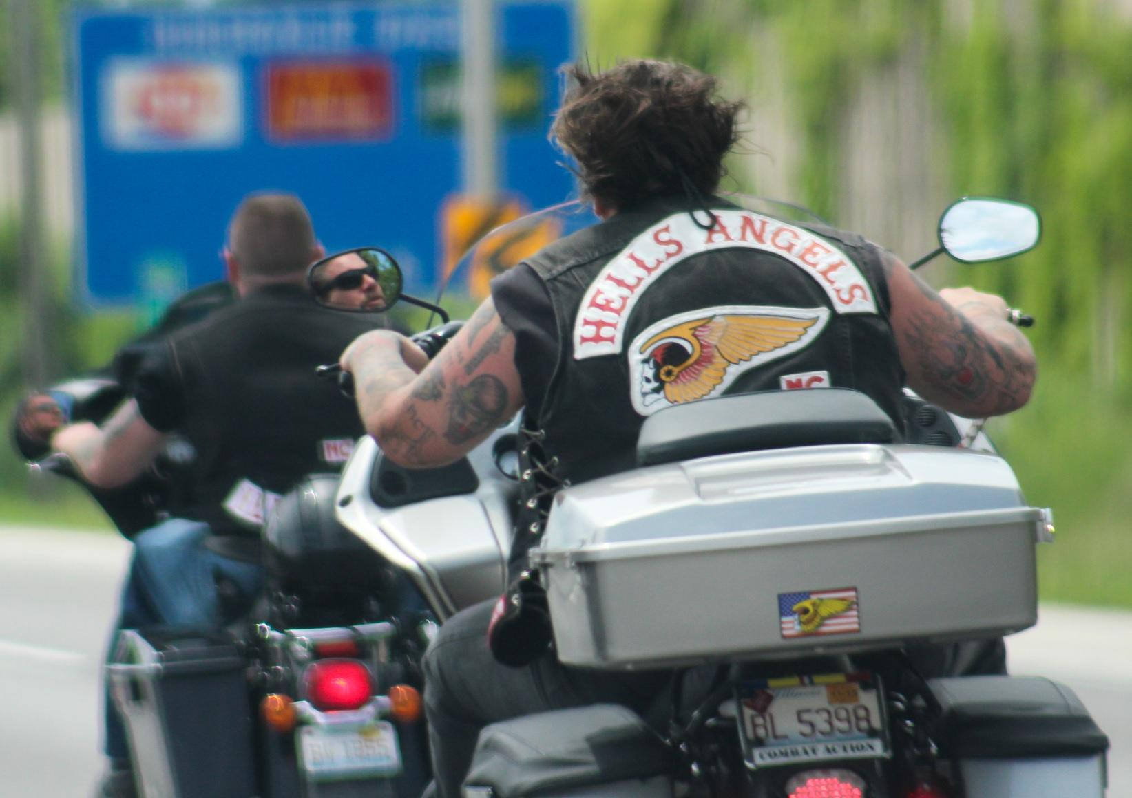 Un camion des Hells Angels intercepté à Sherbrooke