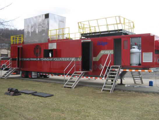 New Fire Simulator To Improve Training Frequency