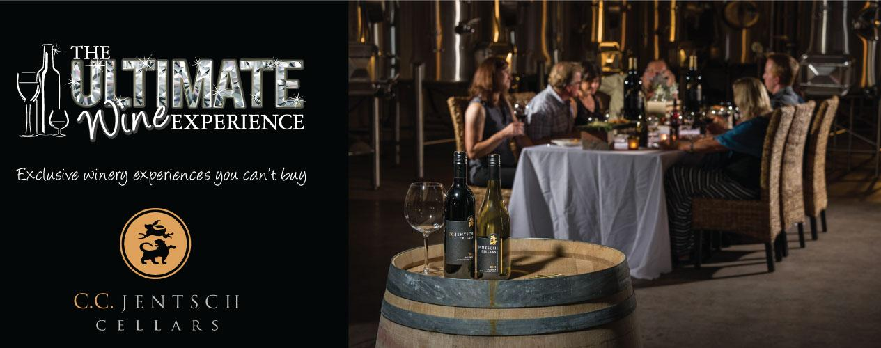 Ultimate Wine Experience - CC Jentsch Cellars