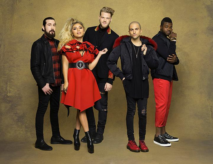Pentatonix Christmas Deluxe.Pentatonix Announces Holiday Tour Deluxe Album