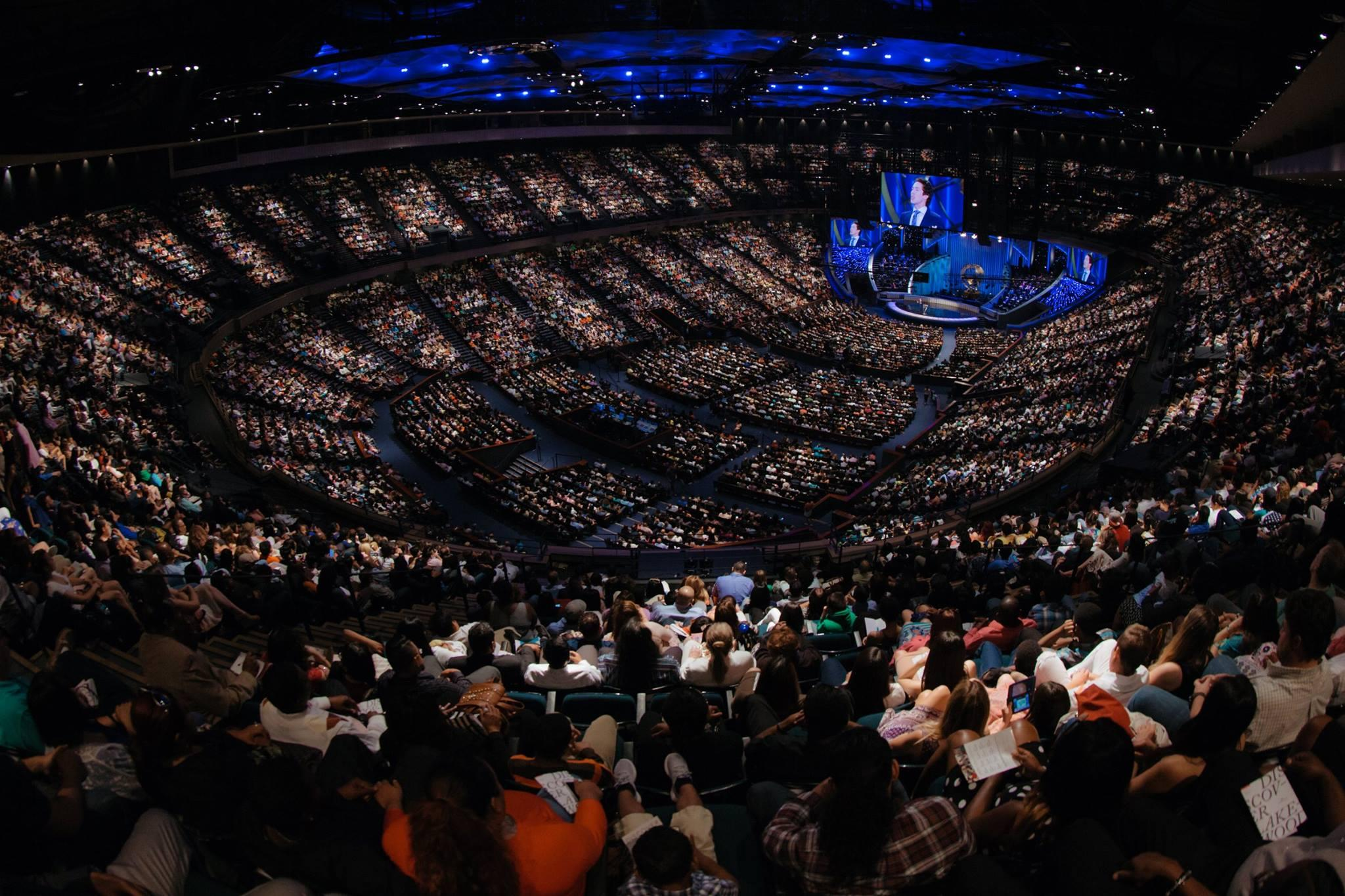 After criticism, Televangelist Joel Osteen insists his Houston megachurch  can offer shelter
