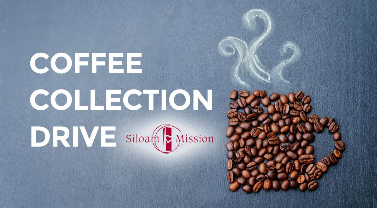 COFFEE COLLECTION DRIVE
