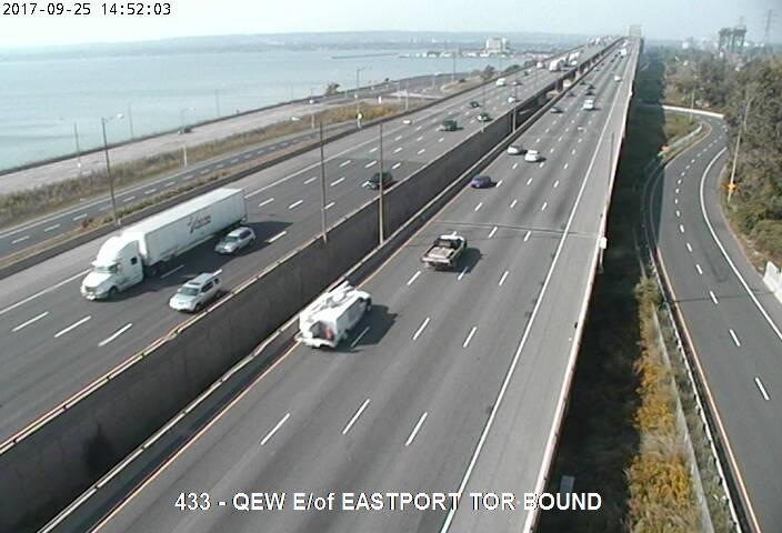 BREAKING: QEW TO bound on Skyway back open after deadly crash