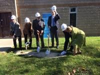 am800-news-wechc-groundbreaking-college-ave-oct-2017