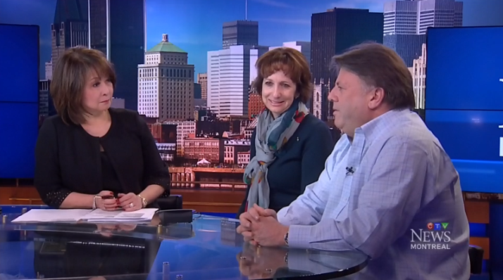 WATCH: Terry DiMonte and Teresa Dellar on West Island