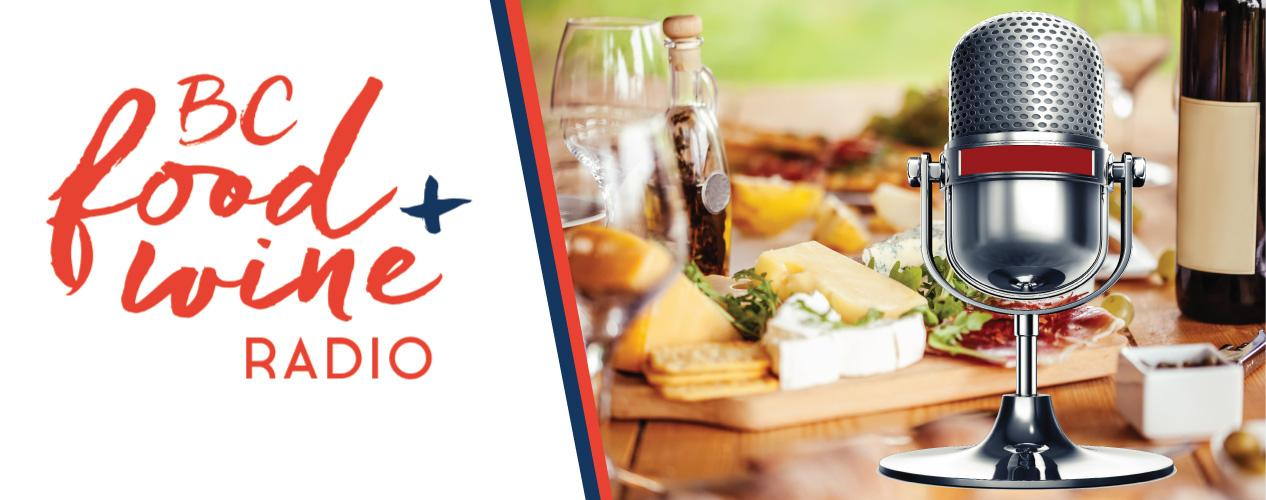 B.C. Food and Wine Show Header