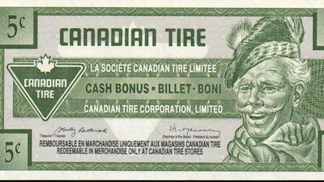 dating canadian tire money